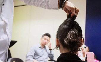 Advanced hair studio hairline improvement