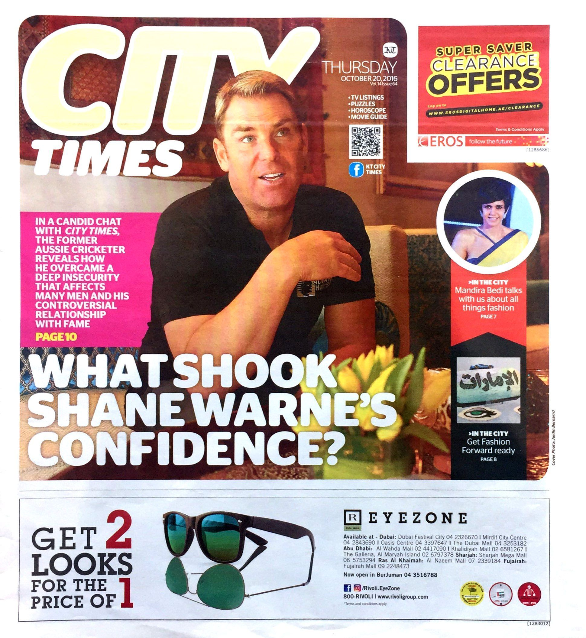 20 Oct 2016 City Times on Hair loss solutions