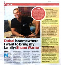20 Oct 2016 City Times - Shane on Hair fall treatments