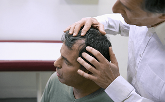Does Stress Related Hair Loss = Surgery?