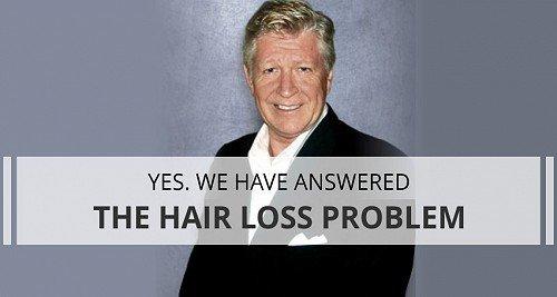 Hair fall treatments by Carl