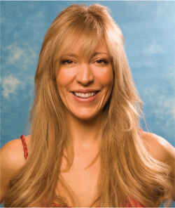 After hair regrowth Melisa Behnke