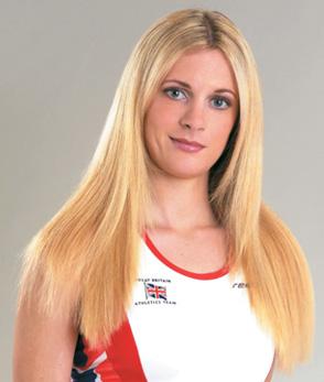 After hair regrowth Sarah Wilhelm