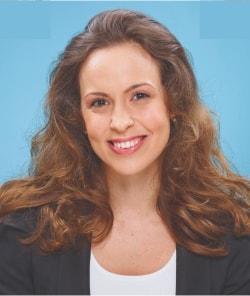 After hair regrowth treatments Amanda