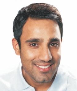 After hair restoration treatment Ravi Bopara