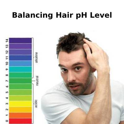 Balancing Hair pH Level