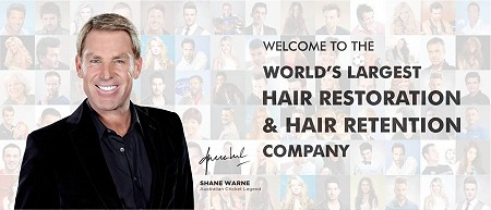 Worlds largest hair restoration and hair retention company