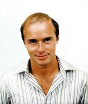 Before hair loss treatment Julian Bentley