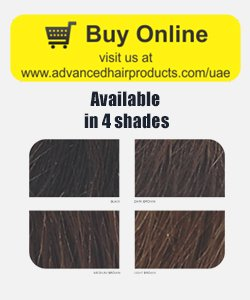 Hair loss products- Hair thickening fibers colors