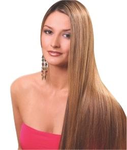 Hair treatment for Liz