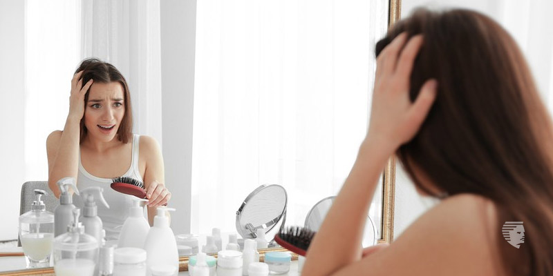 Stress lead to Hair Loss