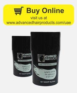 Magic - Hair thickening fibers