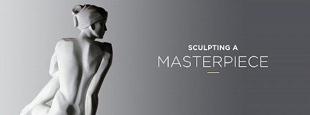 Sculpting masterpiece