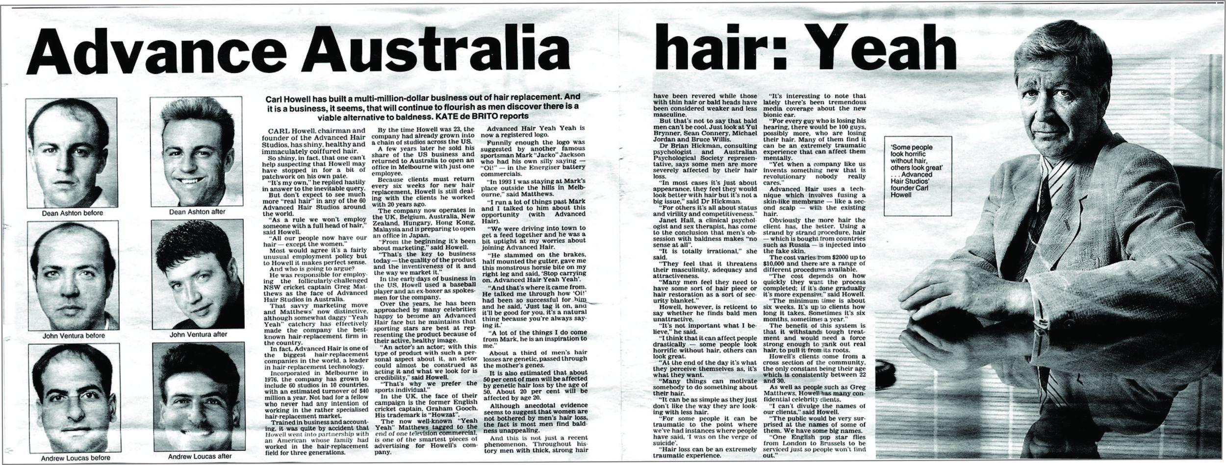 The Age Melbourne Australia 1994
