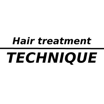 Hair treatment technique