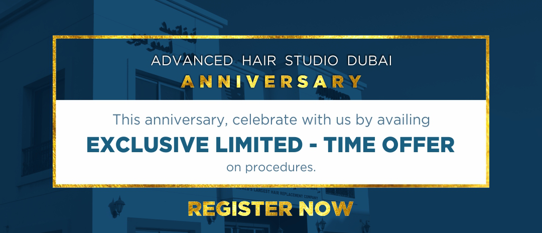 AHS Dubai Anniversary offer