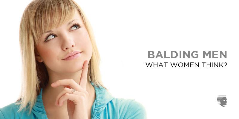 On men women bald Do a